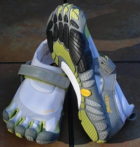 VFF Bikila running shoe model