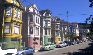 And don't forget to enjoy the great San Francisco scenery along the route.