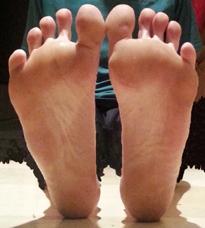 barefootr feet icon